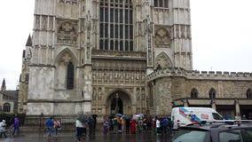 Abadía de Westminster, Londres Inglaterra Imagen de archivo libre de regalías