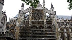 Abadía de Westminster, Londres Inglaterra Fotos de archivo