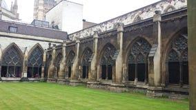 Abadía de Westminster, Londres Inglaterra Fotos de archivo libres de regalías
