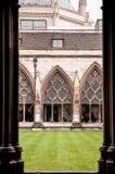Abadía de Westminster Londres Reino Unido Imagen de archivo libre de regalías