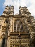 Abadía de Westminster, mirando para arriba. Foto de archivo libre de regalías