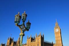 Abadía de Westminster por la mañana, Londres, Reino Unido Fotografía de archivo