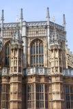 Abadía de Westminster, una del templo anglicano más importante, Londres, Reino Unido Imagenes de archivo