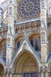 Abadía de Westminster, una del templo anglicano más importante, Londres, Reino Unido Imagen de archivo libre de regalías