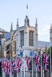 Abadía de Westminster, una del templo anglicano más importante, Londres, Reino Unido Fotos de archivo libres de regalías