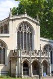 Abadía de Westminster, una del templo anglicano más importante, Londres, Reino Unido Foto de archivo libre de regalías