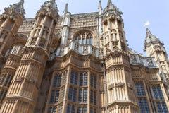Abadía de Westminster, una del templo anglicano más importante, Londres, Reino Unido Imagen de archivo