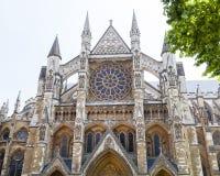 Abadía de Westminster, una del templo anglicano más importante, Londres, Reino Unido Foto de archivo