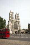Abadía de Westminster y cielo azul Fotos de archivo libres de regalías