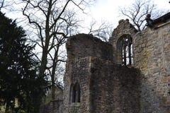 Abadía de Whalley Imagenes de archivo