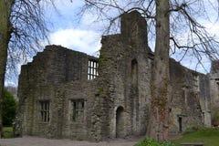 Abadía de Whalley Foto de archivo