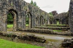 Abadía de Whalley en Lanchashire, Inglaterra Imagen de archivo