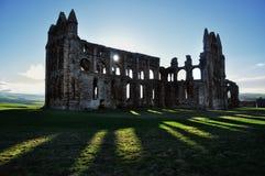 Abadía de Whitby Imagen de archivo