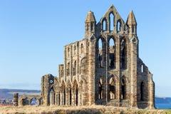 Abadía de Whitby Fotografía de archivo
