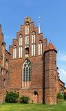 Abadía de Wienhausen, Alemania Imágenes de archivo libres de regalías