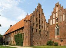 Abadía de Wienhausen, Alemania Foto de archivo