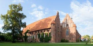 Abadía de Wienhausen en Celle, Alemania Imágenes de archivo libres de regalías