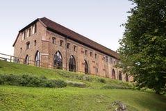Abadía de Zarrentin en Alemania Foto de archivo