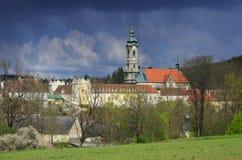 Abadía de Zwettl Foto de archivo libre de regalías
