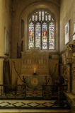 Abadía del baño Imágenes de archivo libres de regalías