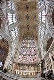 Abadía del baño, baño, Inglaterra El fan del siglo XVII saltó techo Imagenes de archivo
