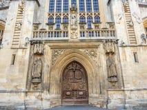 Abadía del baño en Inglaterra Fotografía de archivo