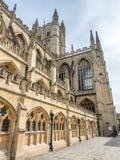 Abadía del baño en Inglaterra Foto de archivo libre de regalías