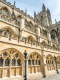 Abadía del baño en Inglaterra Imágenes de archivo libres de regalías
