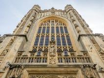 Abadía del baño en Inglaterra Fotografía de archivo libre de regalías