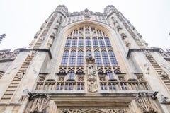 Abadía del baño en Reino Unido Imágenes de archivo libres de regalías