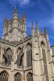 Abadía del baño en Somerset Fotos de archivo libres de regalías