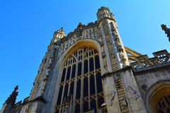Abadía del baño, Reino Unido Foto de archivo