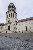 Abadía del benedictino de Pannonhalma Hungría Europa Fotos de archivo
