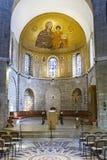 Abadía del Dormition en Jerusalén Foto de archivo libre de regalías