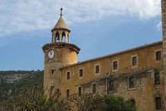 Abadía del Ona Fotografía de archivo libre de regalías