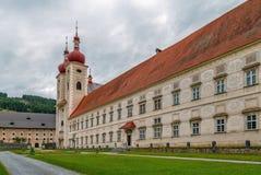 Abadía del ` s del St Lambrecht, Austria Fotografía de archivo libre de regalías