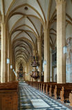 Abadía del ` s del St Lambrecht, Austria Fotos de archivo
