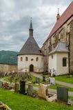 Abadía del ` s del St Lambrecht, Austria Imagen de archivo