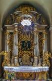 Abadía del ` s del St Lambrecht, Austria Foto de archivo libre de regalías