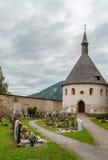 Abadía del ` s del St Lambrecht, Austria Fotos de archivo libres de regalías