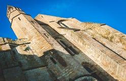 Abadía del Saint-Michel de Mont Imágenes de archivo libres de regalías