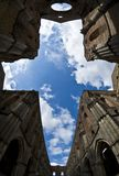 Abadía del santo Galgano, Toscana - Italia Fotografía de archivo