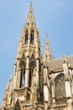 Abadía del santo-Ouen Imágenes de archivo libres de regalías