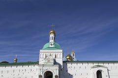 Abadía del sergei de Sam en la Federación Rusa Imagen de archivo