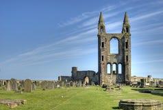 Abadía del St Andrews Fotografía de archivo
