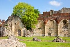 Abadía del St Augustines en Cantorbery Imágenes de archivo libres de regalías