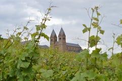 Abadía del St Hildegard Fotografía de archivo