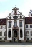 Abadía del St Mang, Fussen Foto de archivo libre de regalías