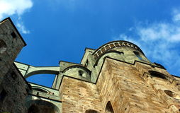 Abadía del St Miguel Fotografía de archivo libre de regalías