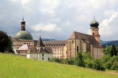 Abadía del St Trudpert Foto de archivo libre de regalías